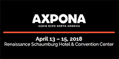 Axpona 2018 chicago